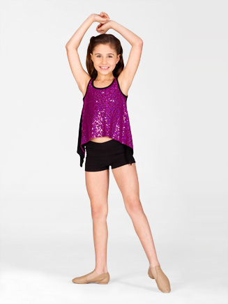 Child V Waist Short - Style No CR3644