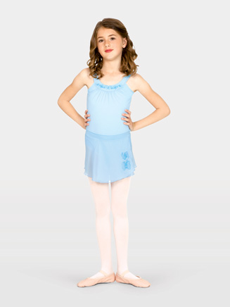 Bloch Child Georgette Skirt