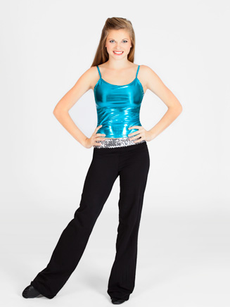 Stretchy Sequin Belt - Style No D1047