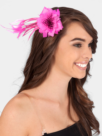 Shooting Feather Hair Accessory - Style No D2340