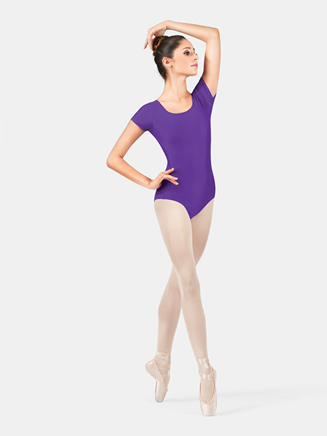 Adult Scoop Neck Dance Leotard - Style No D5102
