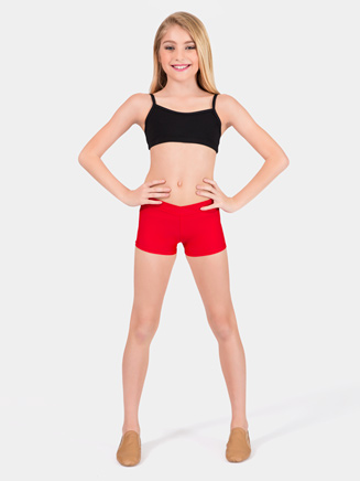 Child V-Waist Short - Style No D5104C