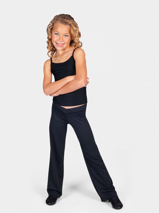 Child V-Front Jazz Pant - Style No D5107C