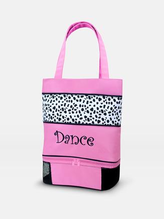 Sassi Dalmatian Accent Dance Tote Bag