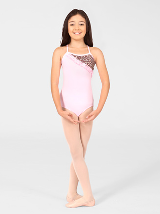 Child Dana Camisole Leotard - Style No DAN100