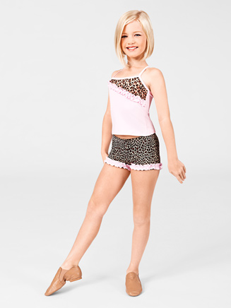 Child Dana Bootie Short - Style No DAN200