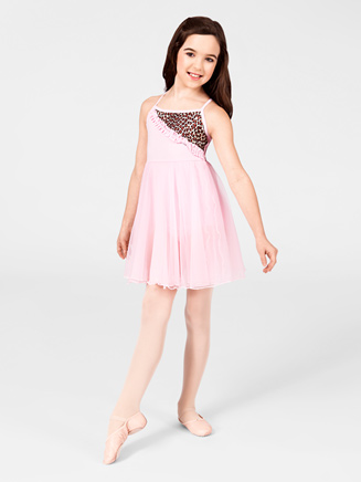Child Dana Empire Dress - Style No DAN400