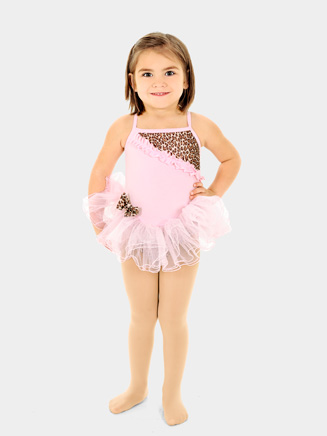 Child Dana Tutu Leotard - Style No DAN800