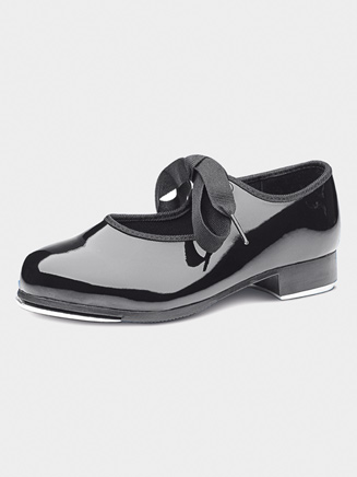 Dance Now Girl's Student Tap Shoe