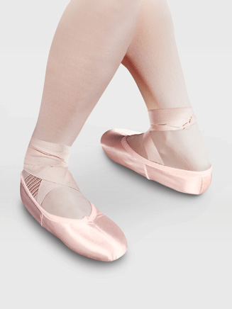 English Soft Toe Pointe Shoe - Style No DP802