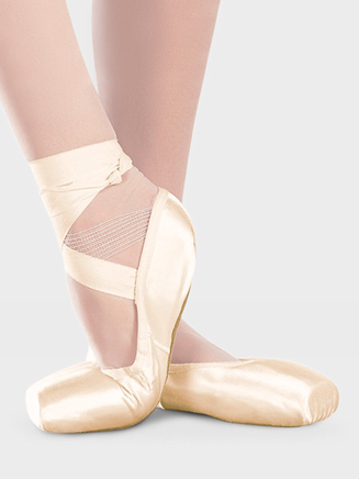 American Soft-Toe Pointe Shoe - Style No DP808