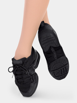 """Fierce"" Child Dance Sneaker - Style No DS11C"