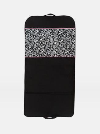 Sassi Damask Pattern Garment Bag