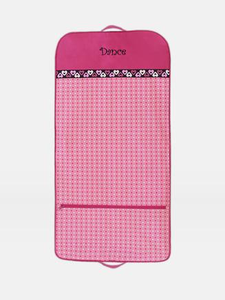 Sassi Dotz n Hearts Dance Garment Bag