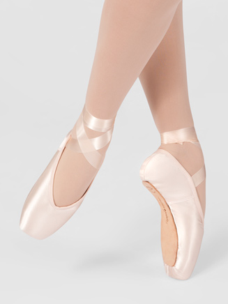 Entrada Pointe Shoe - Style No EN