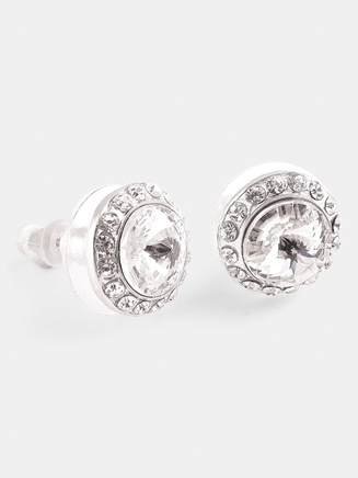 10mm Celestial Button Post Earrings - Style No EP8AS