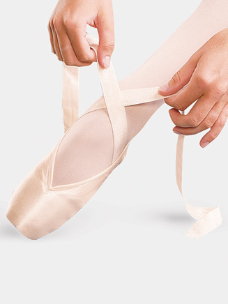Pointe Shoe Extra Support Extension Ribbon - Style No ESPSSR