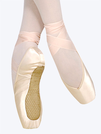 Adult Fouette ProFlex Pointe Shoes - Style No FPF