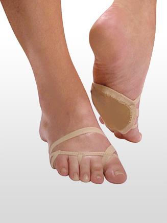 Dance Class Half Sole Adult Foot Thong