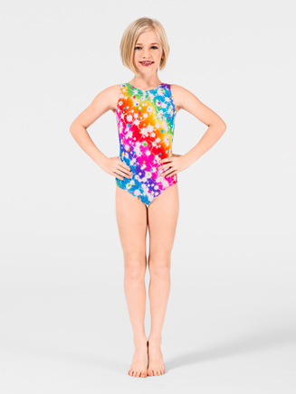 """Cosmos"" Child Tank Leotard - Style No G553C"