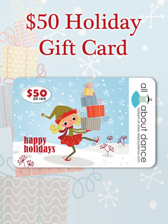 $50 Holiday Gift Card - Style No GIFT50H