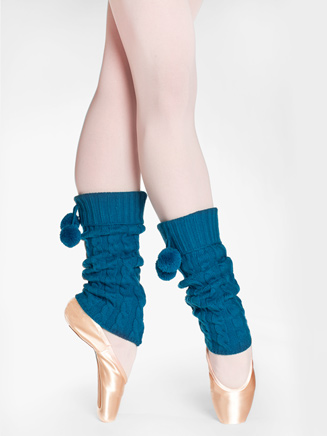 Pompon Legwarmers - Style No GM214