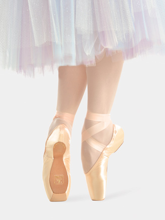 Pointe Shoe - Style No GMP