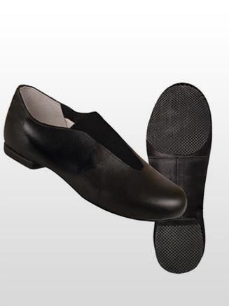 Dance Class Slip-On Adult Jazz Shoe