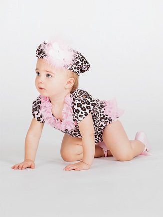 Toddler Animal Print Hat - Style No H2792x