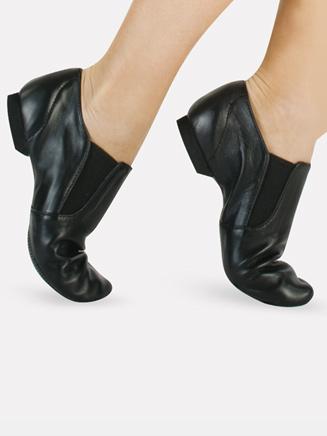 Dance Class Pro Adult Slip-On Jazz Boot