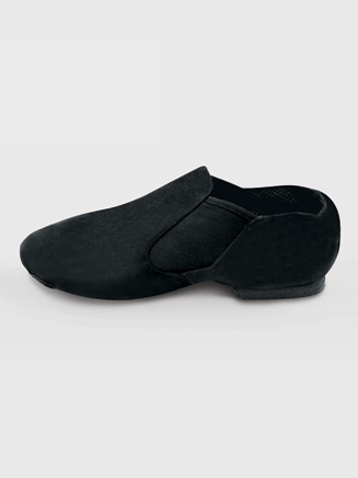 Stretch Canvas Adult Jazz Shoe - Style No JS10