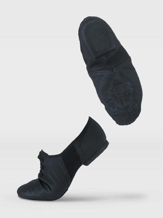 Sansha Leather/Neoprene Adult Tivoli Jazz Shoe