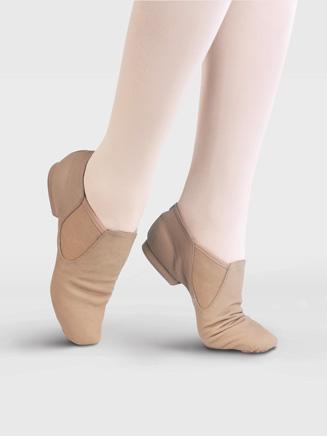 Sansha Leather Child Moderno Jazz Shoe