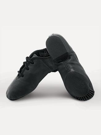Sansha Swing-Split Child Leather Jazz Shoe