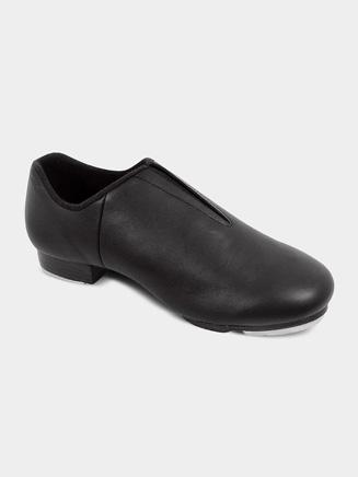 Dance Class Split-Sole Adult Slip-On Tap Shoe