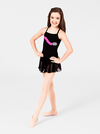 Child Kayci Camisole Leotard - Style No KAY100