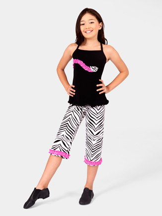 Child Kayci Capri Pant - Style No KAY201