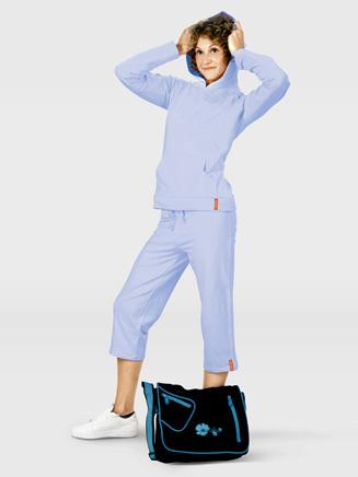 Sansha Drew Women's Capri Sweatpants