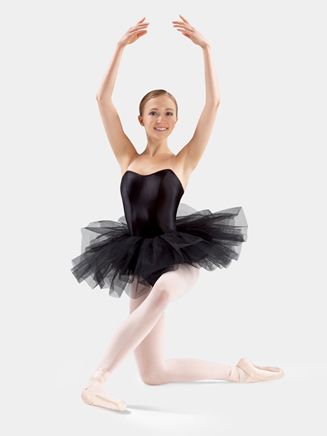 "Girls Professional Tutu 10"" - Style No LD138CT"