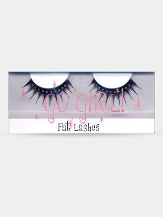 Diamond Band Lashes - Style No LDB
