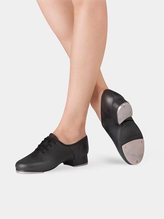 Adult Split Sole Jazz Tap Shoe - Style No LS3006L