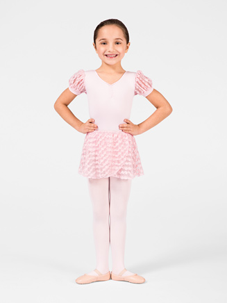 Child Pull On Wrap Skirt - Style No M1028C