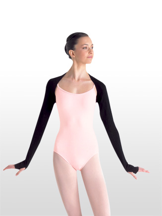Warm-up Shrug with Thumbholes - Style No M1105
