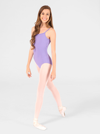 Adult Cotton Camisole Dance Leotard - Style No M201L