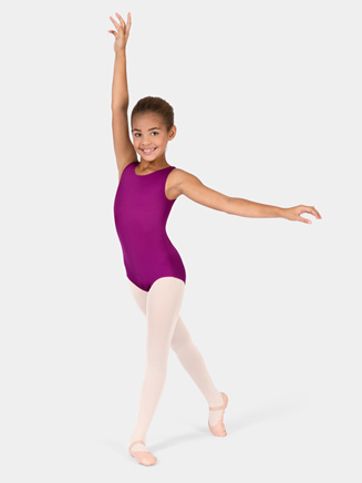 Child Tank Leotard - Style No M2100C