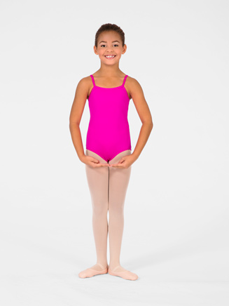 Child Camisole Leotard - Style No M2515C