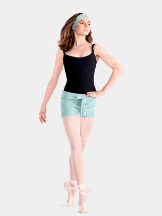 Mirella Adult Drawstring Knit Short