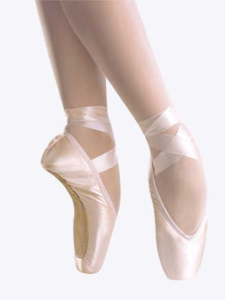 Maya Pointe Shoe - Style No MAYA
