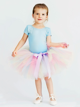"Madelyn Nicole 7"" Tutu - Style No MNP"