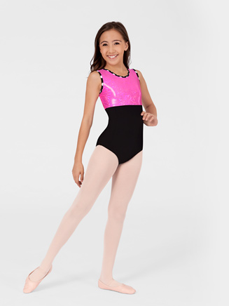Girls Moe Tank Dance Leotard - Style No MOE100